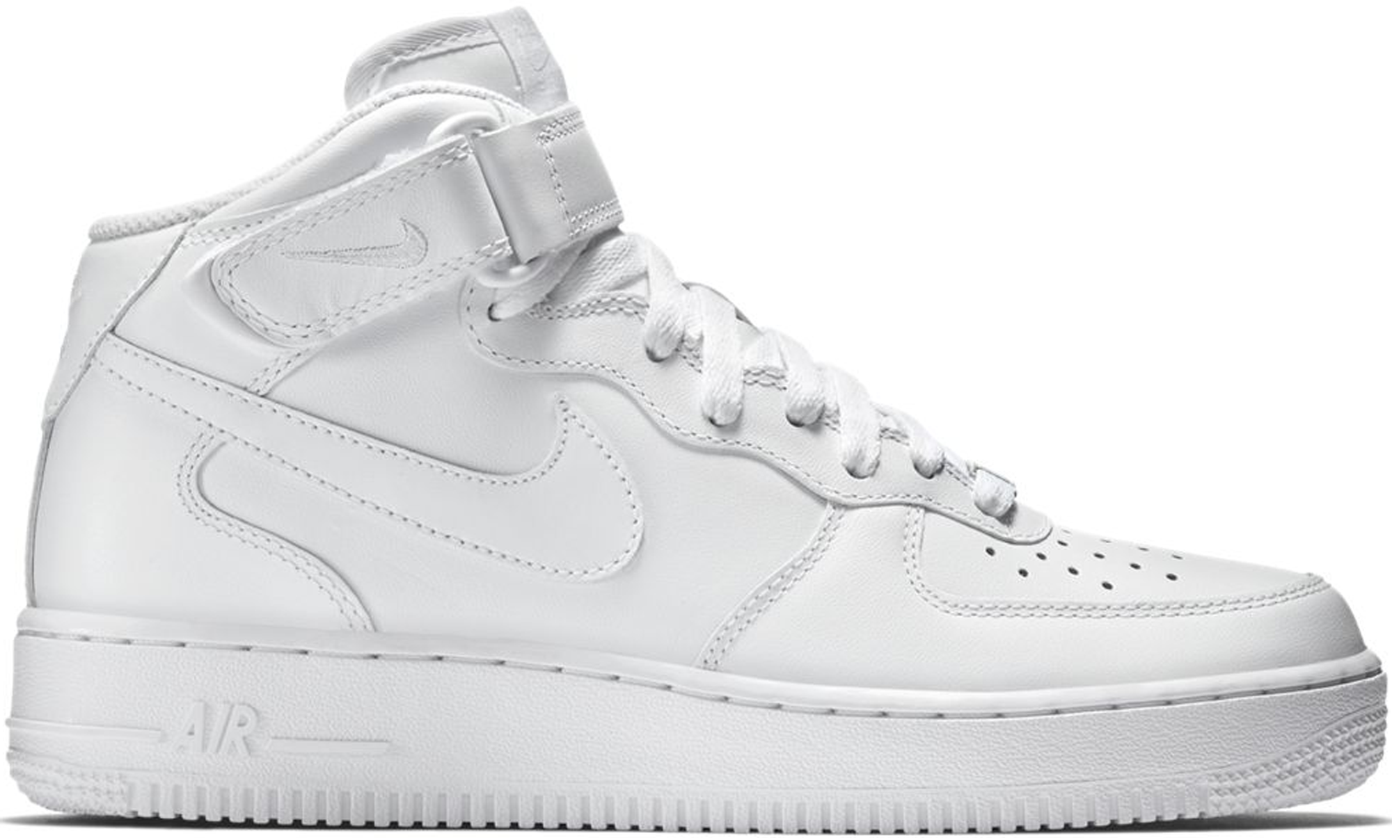 Air Force 1 Mid White '07