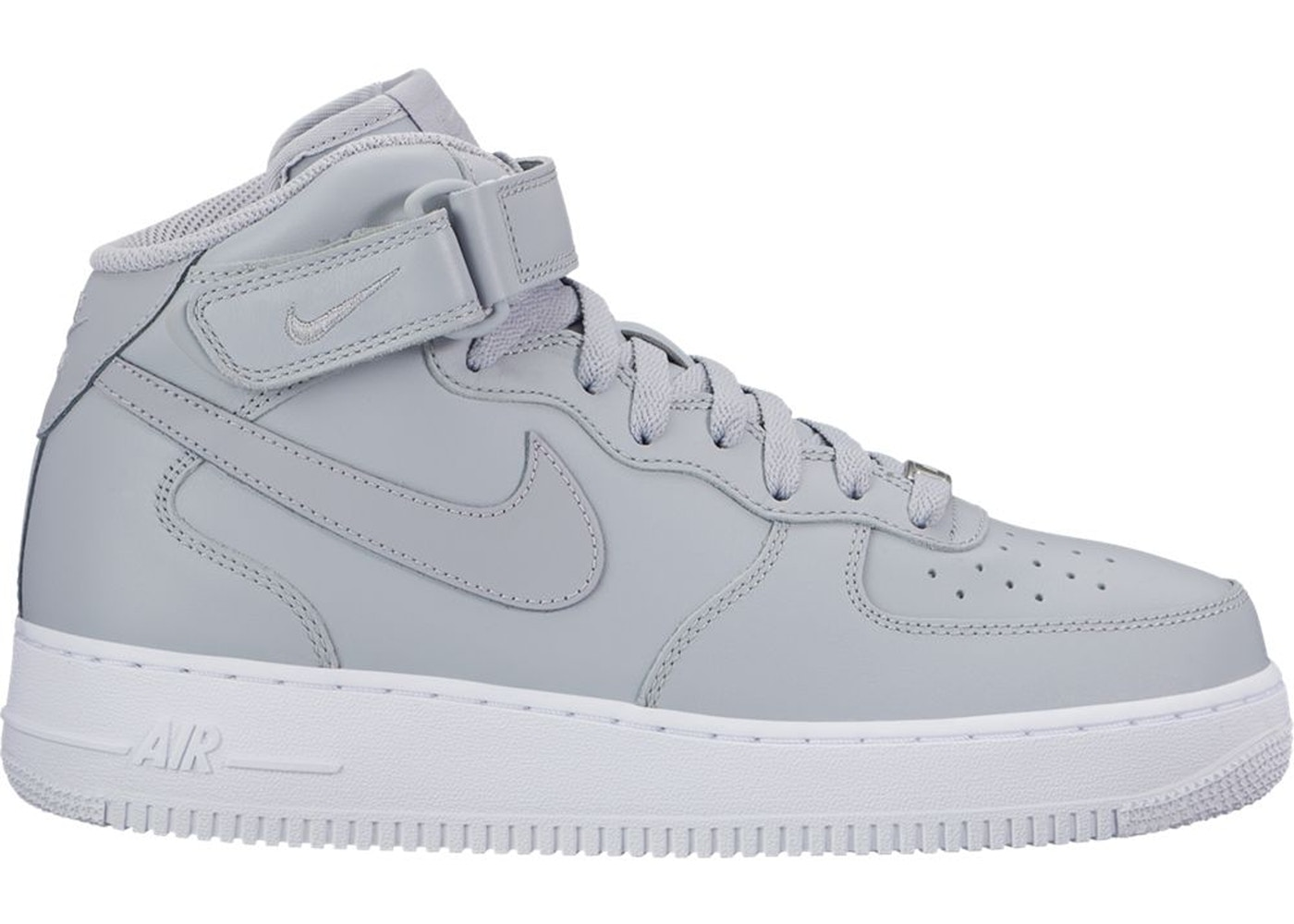 reputable site 72671 60f62 Air Force 1 Mid Wolf Grey White (2007) - 315123-046