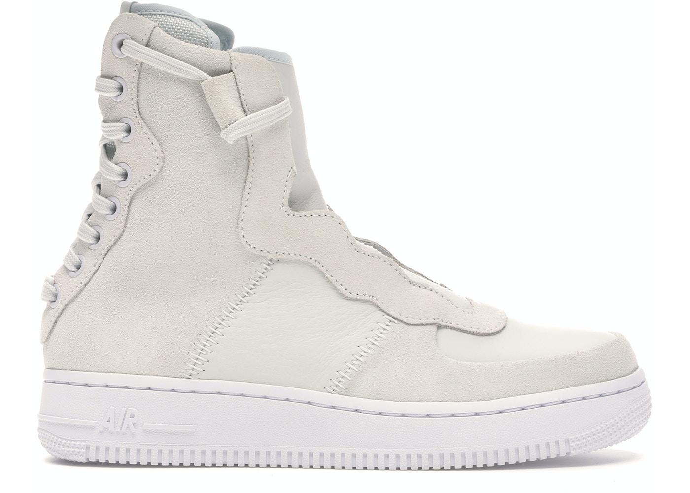 como eso lona Negligencia médica  Nike Air Force 1 Rebel XX Off White (W) - AO1525-100