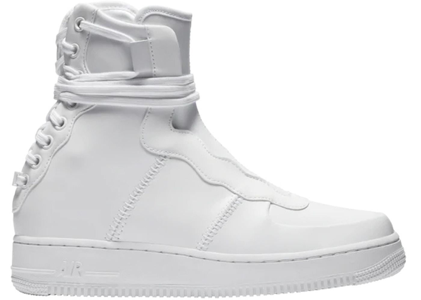 Prominente Herméticamente Privilegio  Nike Air Force 1 Rebel XX White (W) - AO1525-101