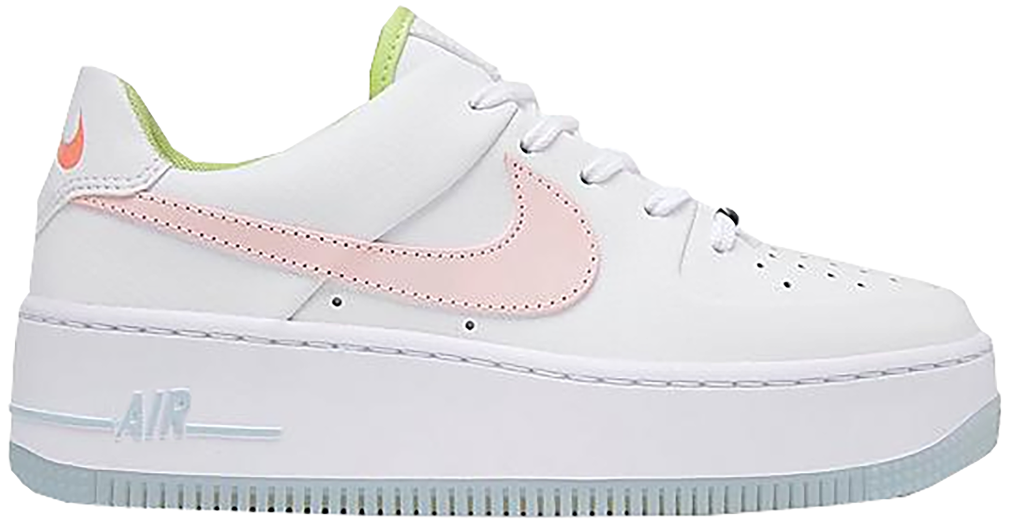 Nike Air Force 1 Sage Low One Of One (W