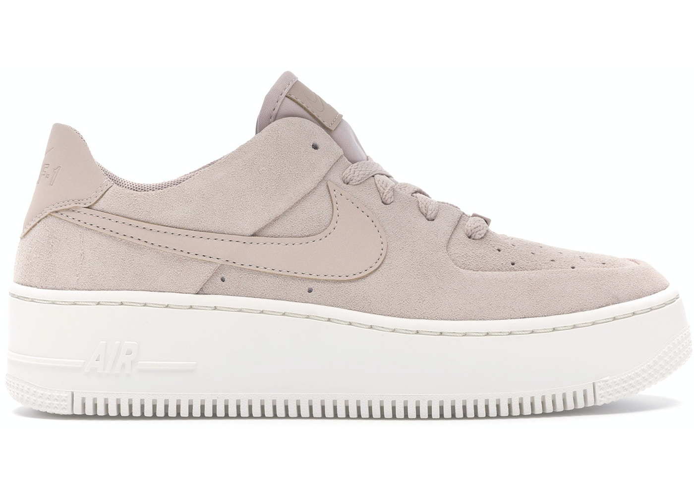 size 40 8e3e9 39643 Air Force 1 Sage Low Particle Beige (W) - AR5339-201