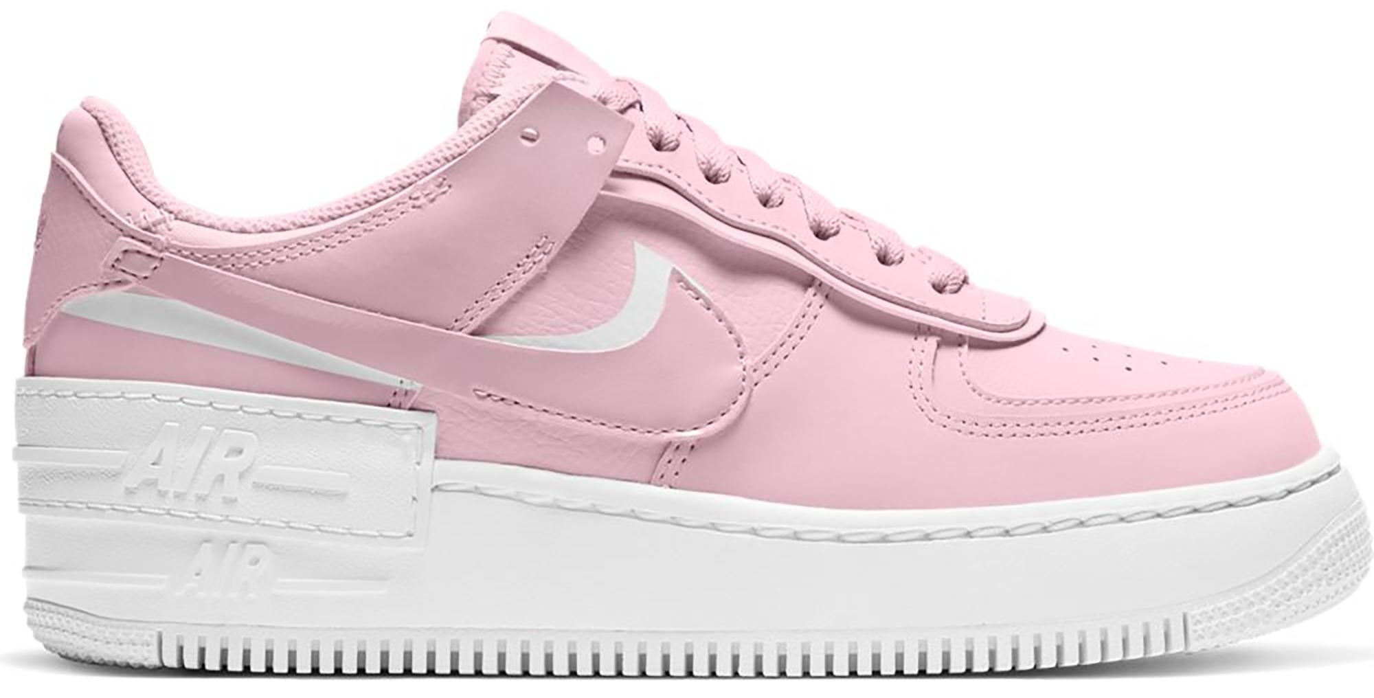 Nike Air Force 1 Shadow Pink Foam (W