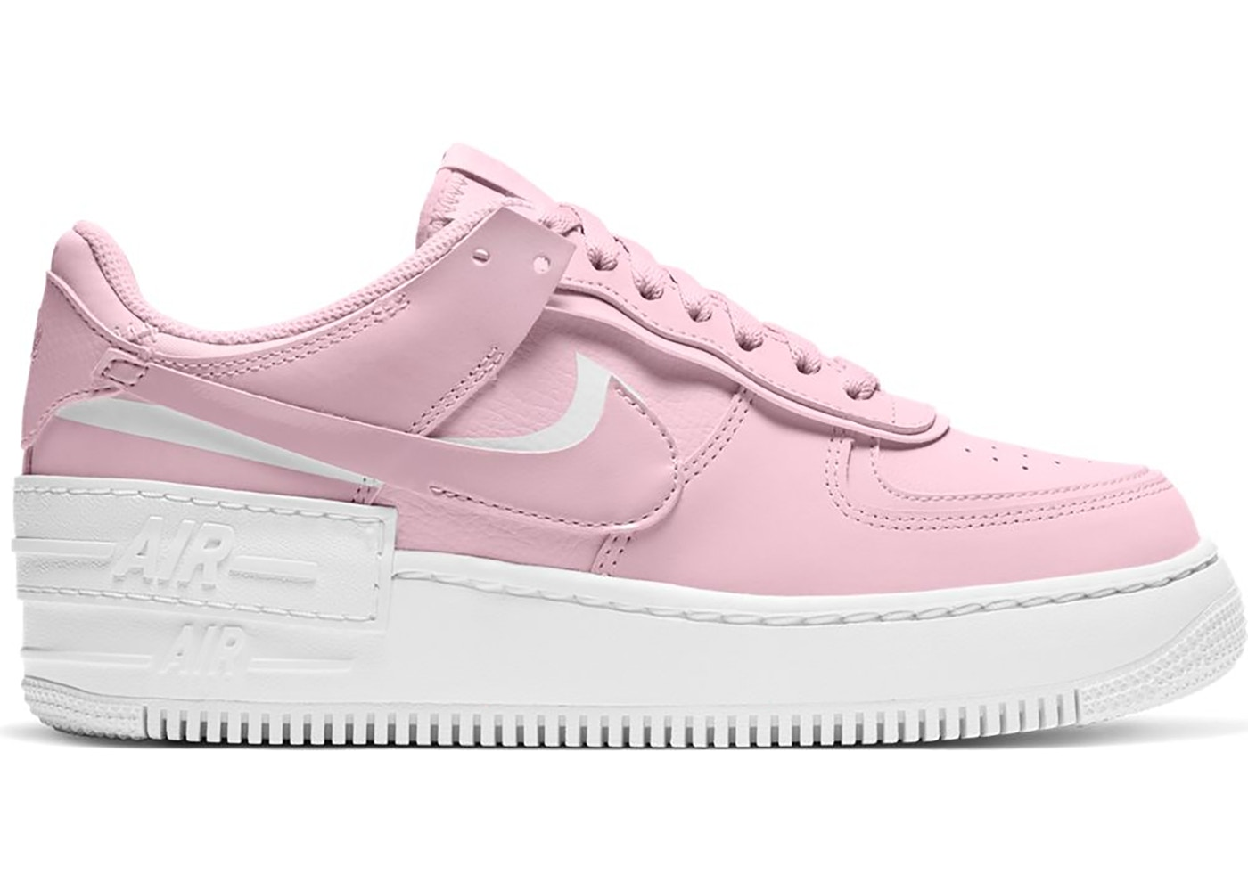 Nike Air Force 1 Shadow Pink Foam W Cv3020 600
