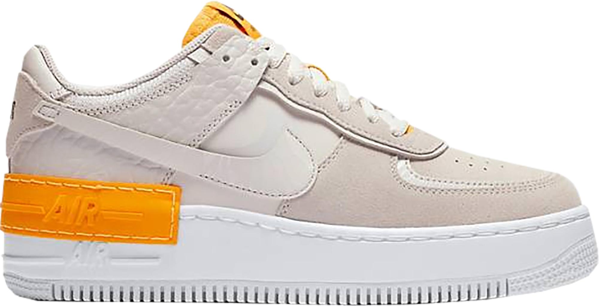 Nike Air Force 1 Shadow Vast Grey Laser