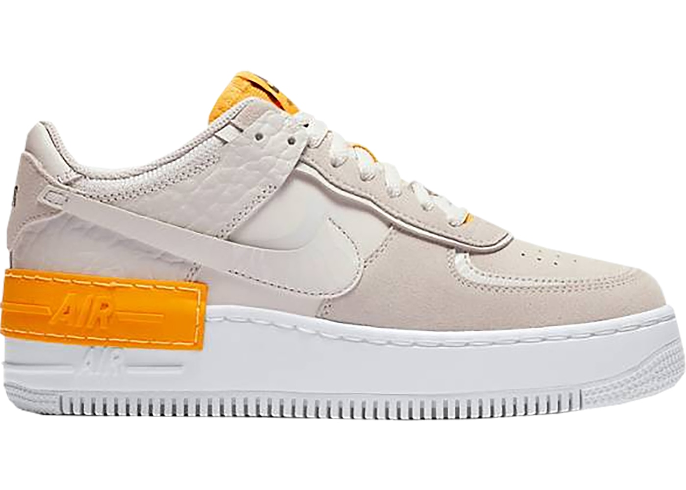 air force 1 arancio