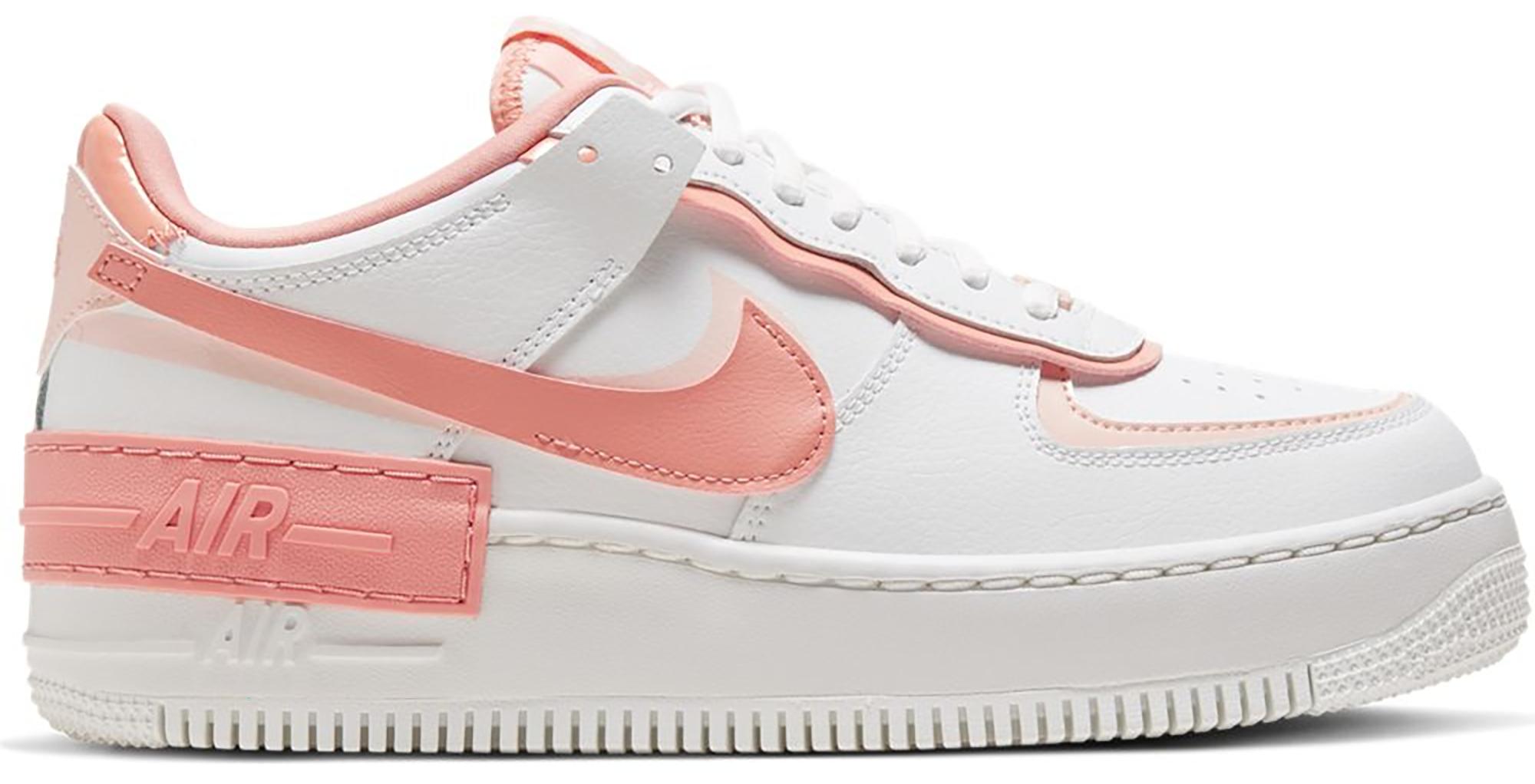 light pink air force 1