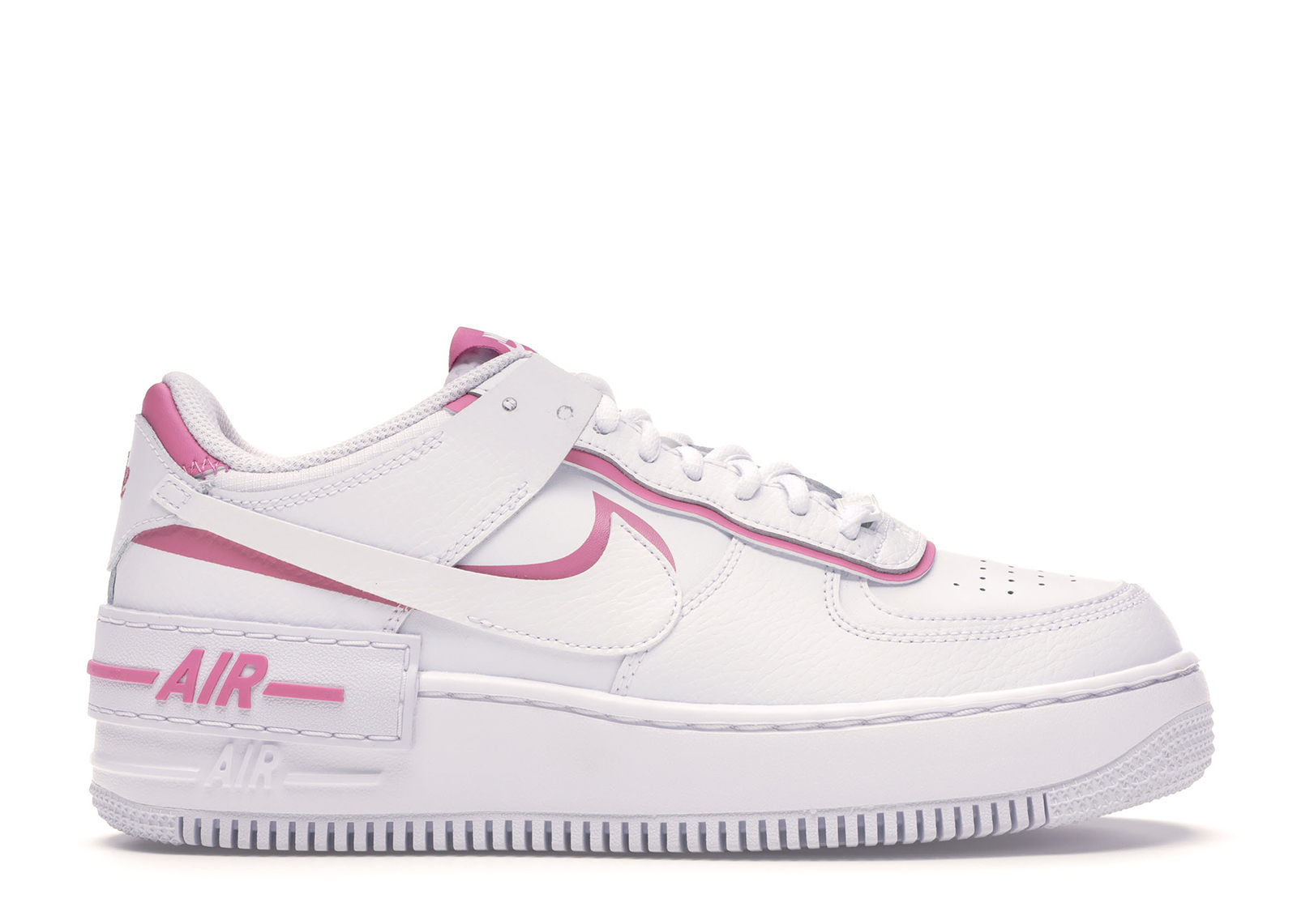 Nike Air Force 1 Shadow White Magic Flamingo (W)