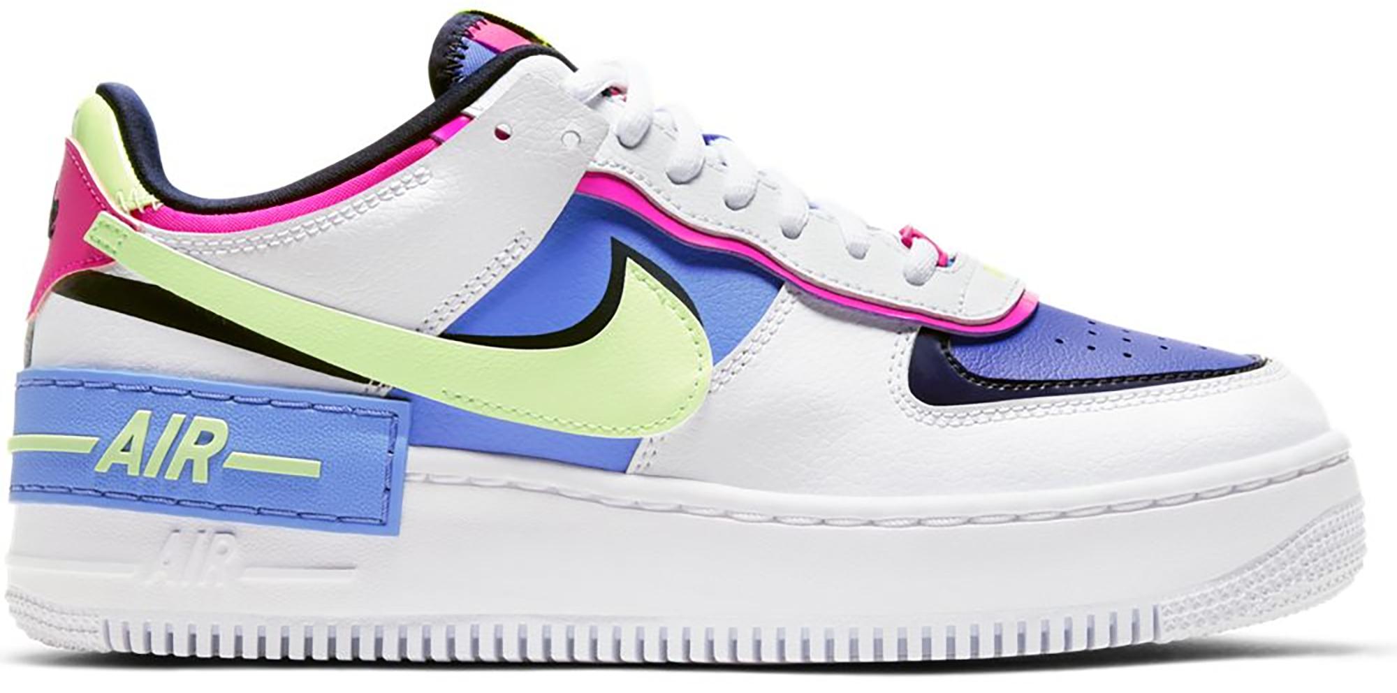 Nike Air Force 1 Shadow White Sapphire