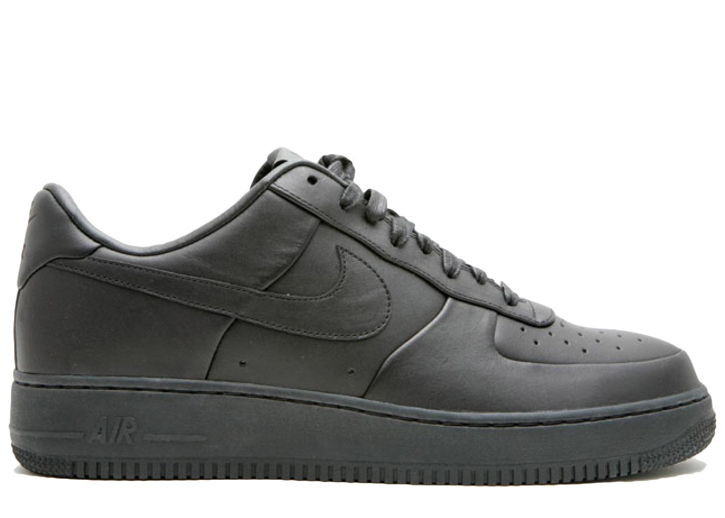 Nike Air Force 1 Supreme 07 Black