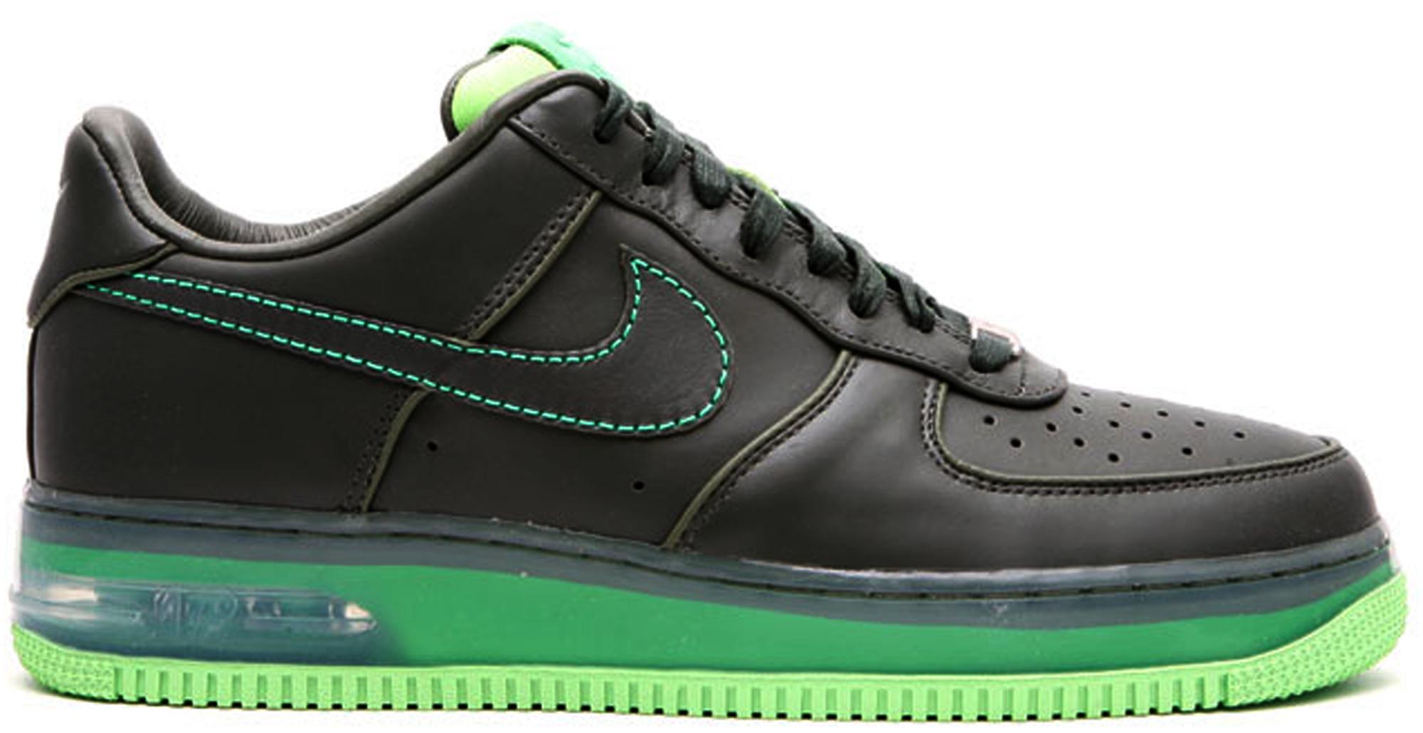 Nike Air Force 1 Supreme Max Air Dark