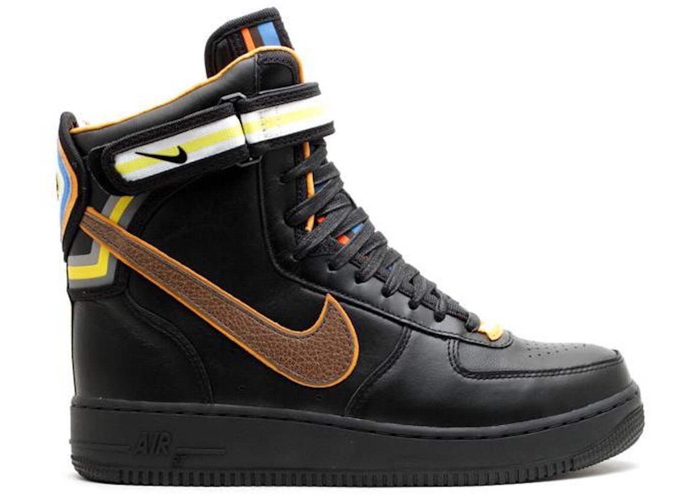 Air Force 1 High Tisci Black - 669919-029 884e8715f