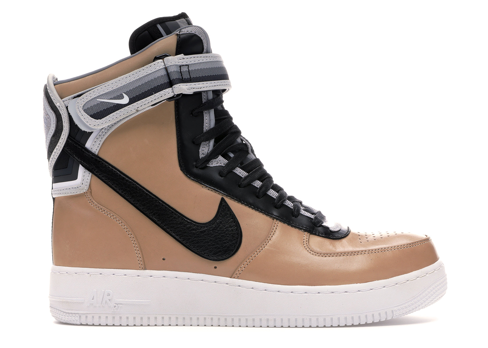 Tan Force 1 High Tisci Air rQoWdBCxe