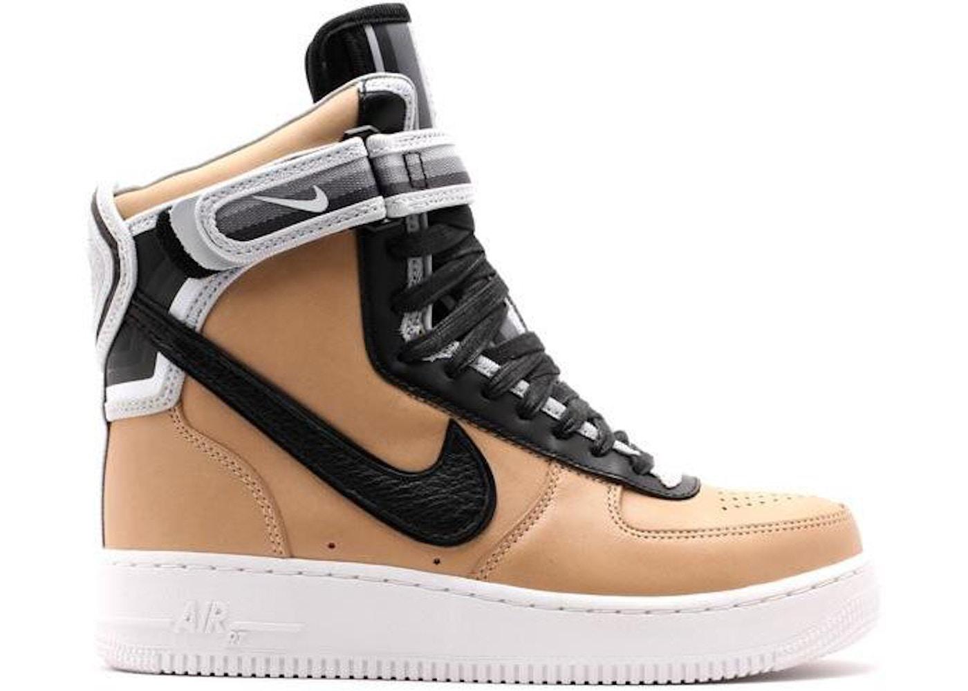 size 40 fee29 b8e13 Nike R.T. Riccardo Tisci Air Force 1 Beige Collection Air Force 1 High  Tisci Tan ...