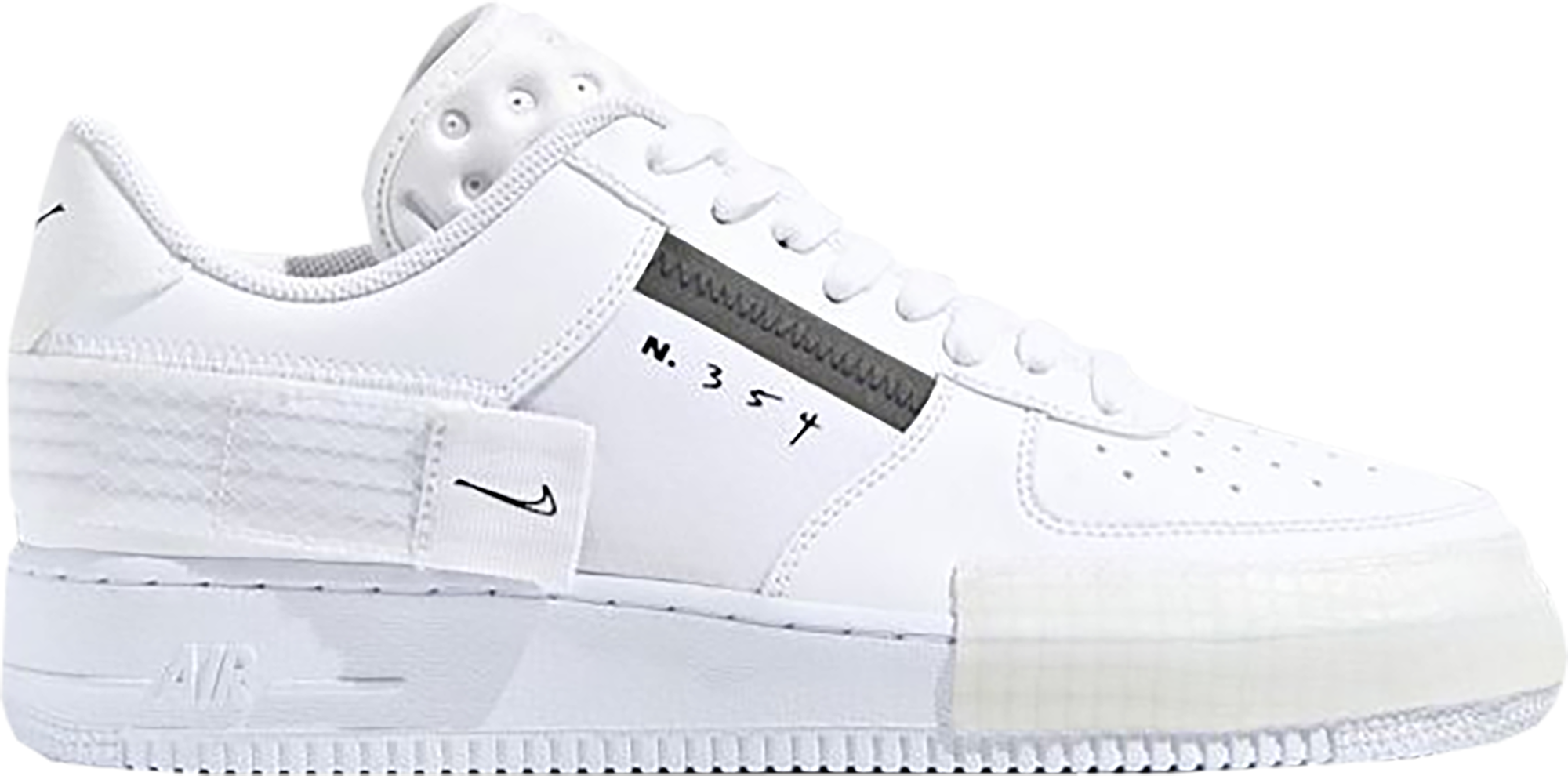 Nike Air Force 1 Type White 2.0 - Sneakers