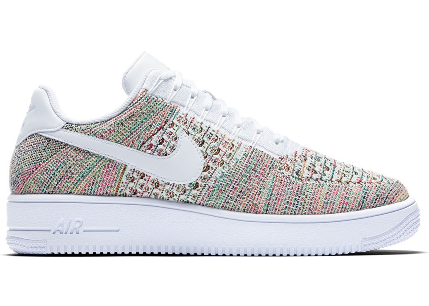 32d54c5475d54 Air Force 1 Ultra Flyknit Low Multi-Color - 817419-701