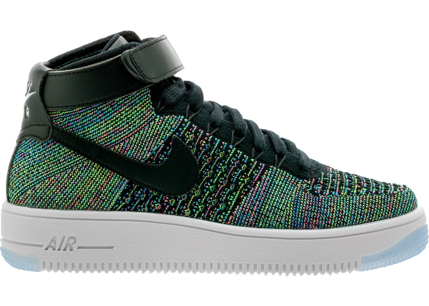 Air Force 1 Ultra Flyknit Mid Multicolor 20 minimalist