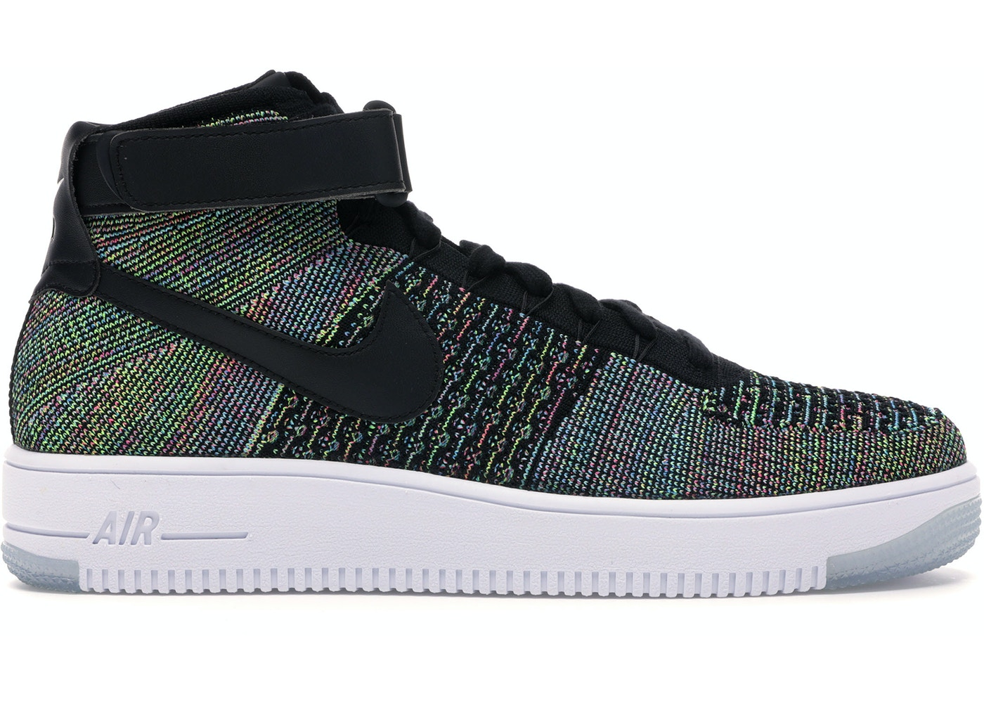 hot sale online 00134 426f9 Sell. or Ask. Size: 10. View All Bids. Air Force 1 Ultra Flyknit Mid  Multi-Color 2.0