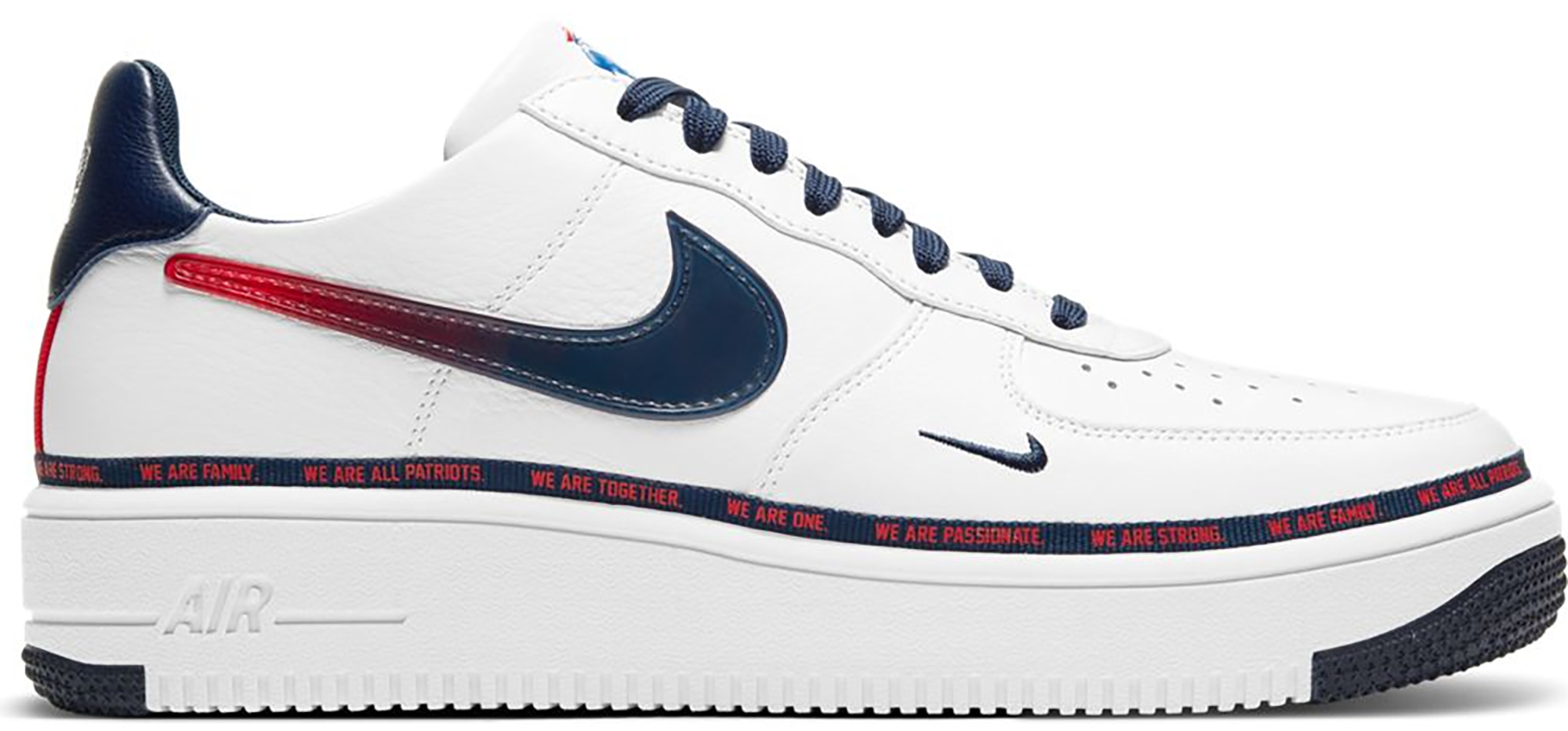 Nike Air Force 1 Ultra New England