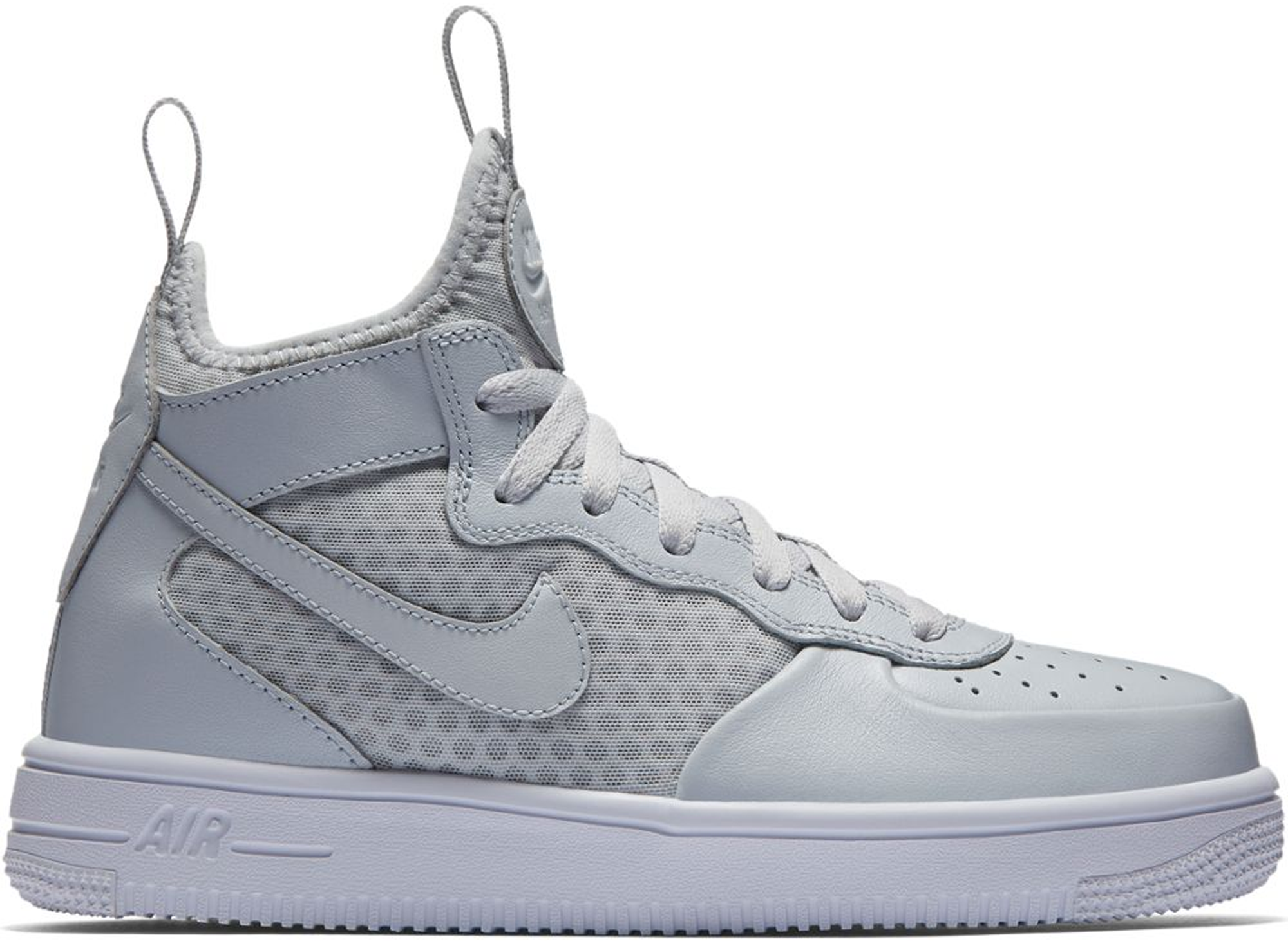 Nike Air Force 1 Ultraforce Mid Grey