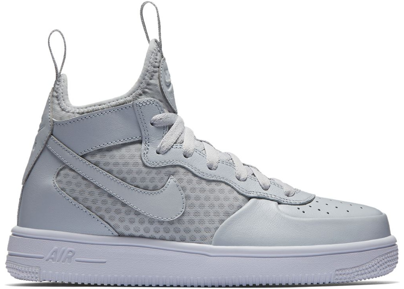 huge selection of 9c1f0 c1bd1 Air Force 1 Ultraforce Mid Grey (GS) - 869945-002