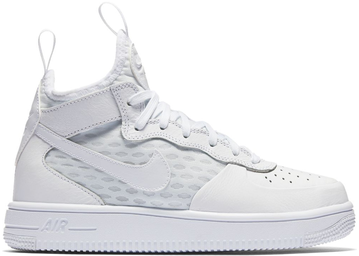 nike air force 1 ultraforce mid bianche