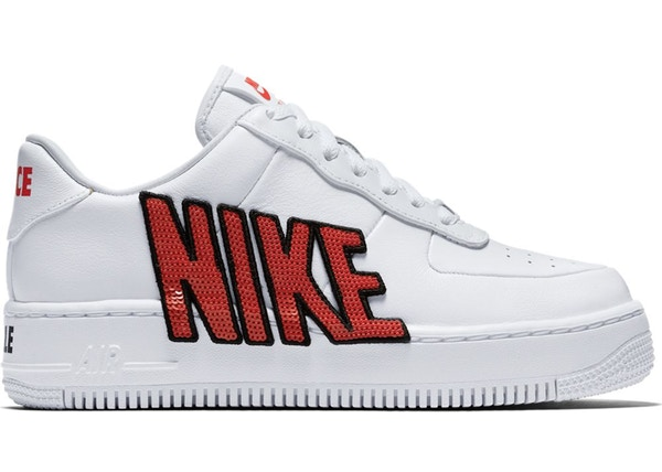 wholesale dealer 3f222 e87e4 Air Force 1 Upstep Force Is Female White (W)