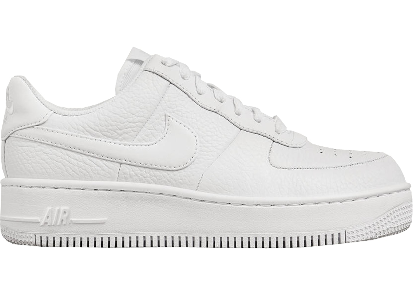 Air Force 1 Upstep Low Bread & Butter White (W) Sneakers