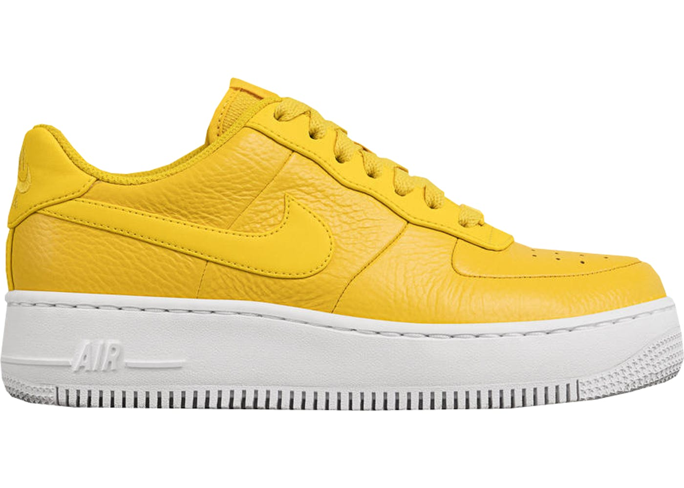 the best attitude 55405 0bc0a ... Air Force 1 Upstep Low Bread Butter Yellow (W) Nike ...