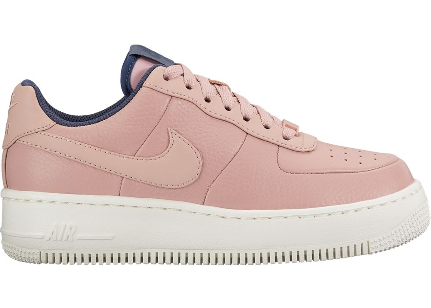 57e37680 Sell. or Ask. Size --. View All Bids. Air Force 1 Upstep Particle Pink ...