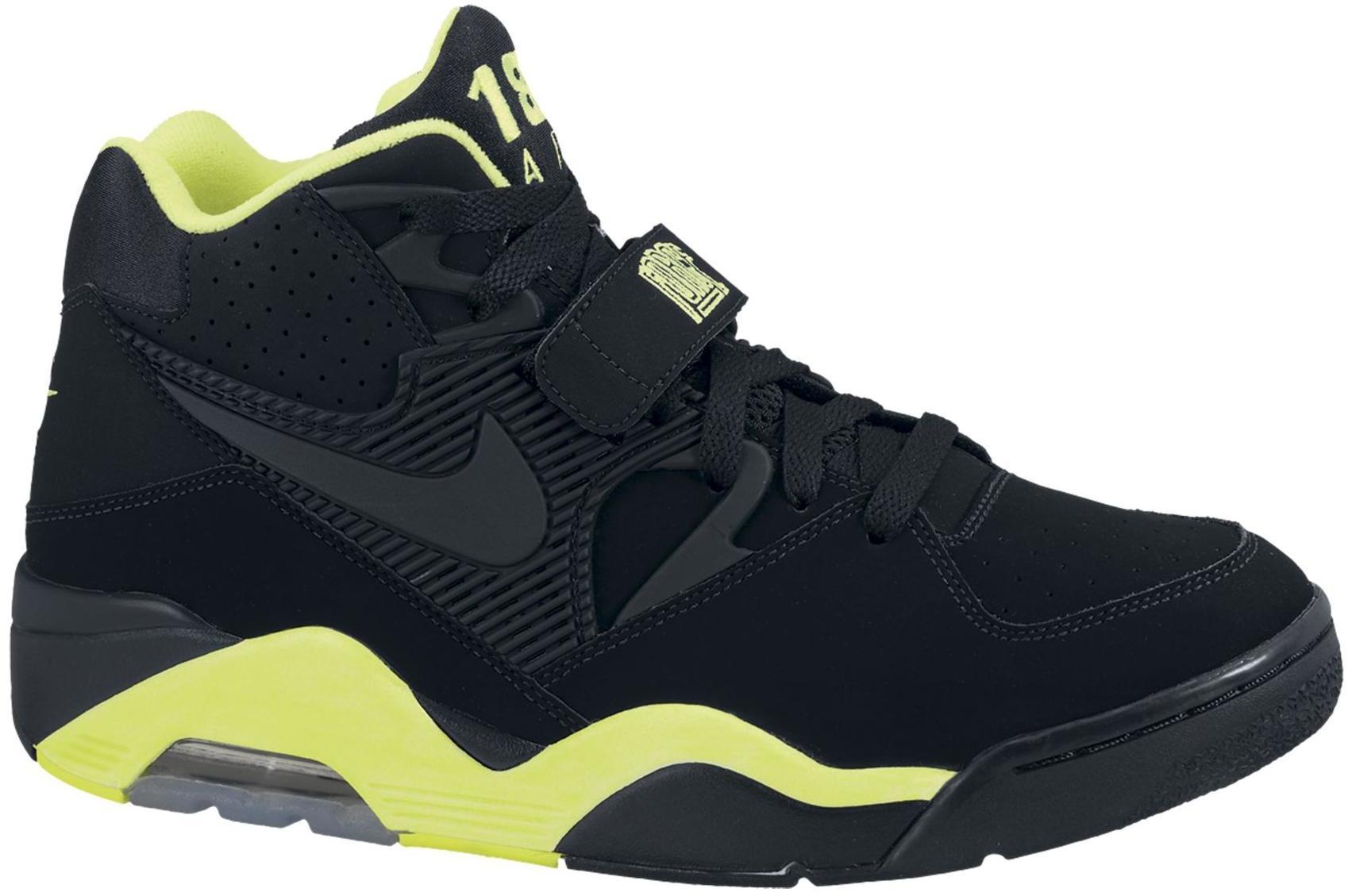 Nike Air Force 180 Black Volt - 310095-012