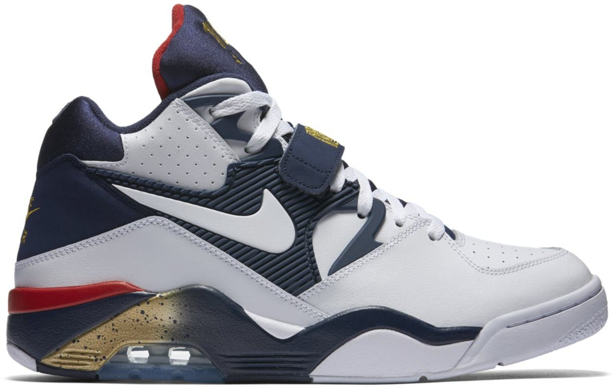 Nike Air Max Barkley 180 USA Olympic Retro