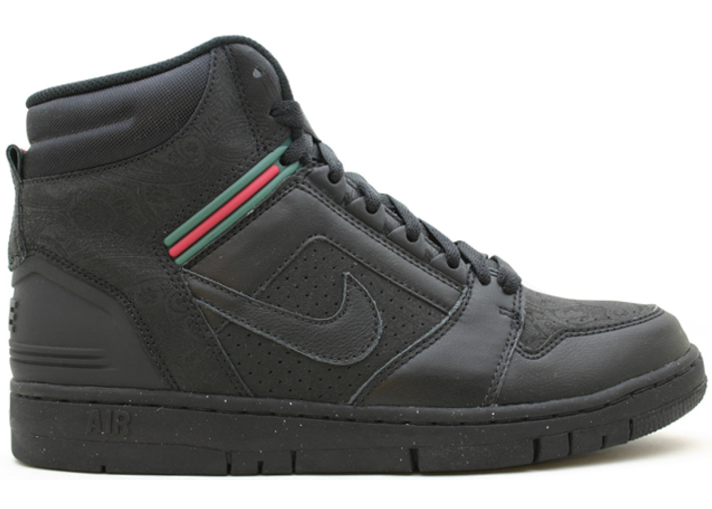 official photos best price quality Air Force 2 High Gucci - 329888-002