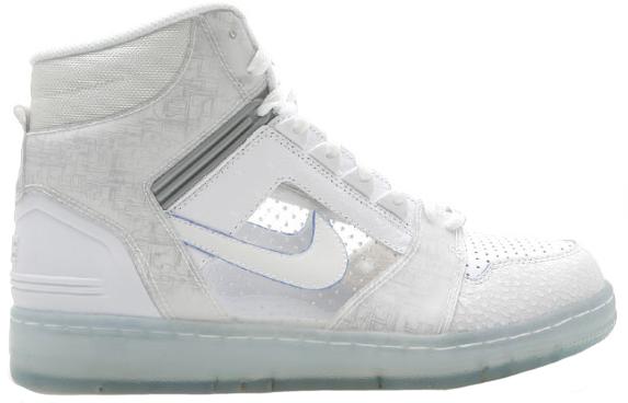 Nike Air Force 2 High Nintendo Wii Pack