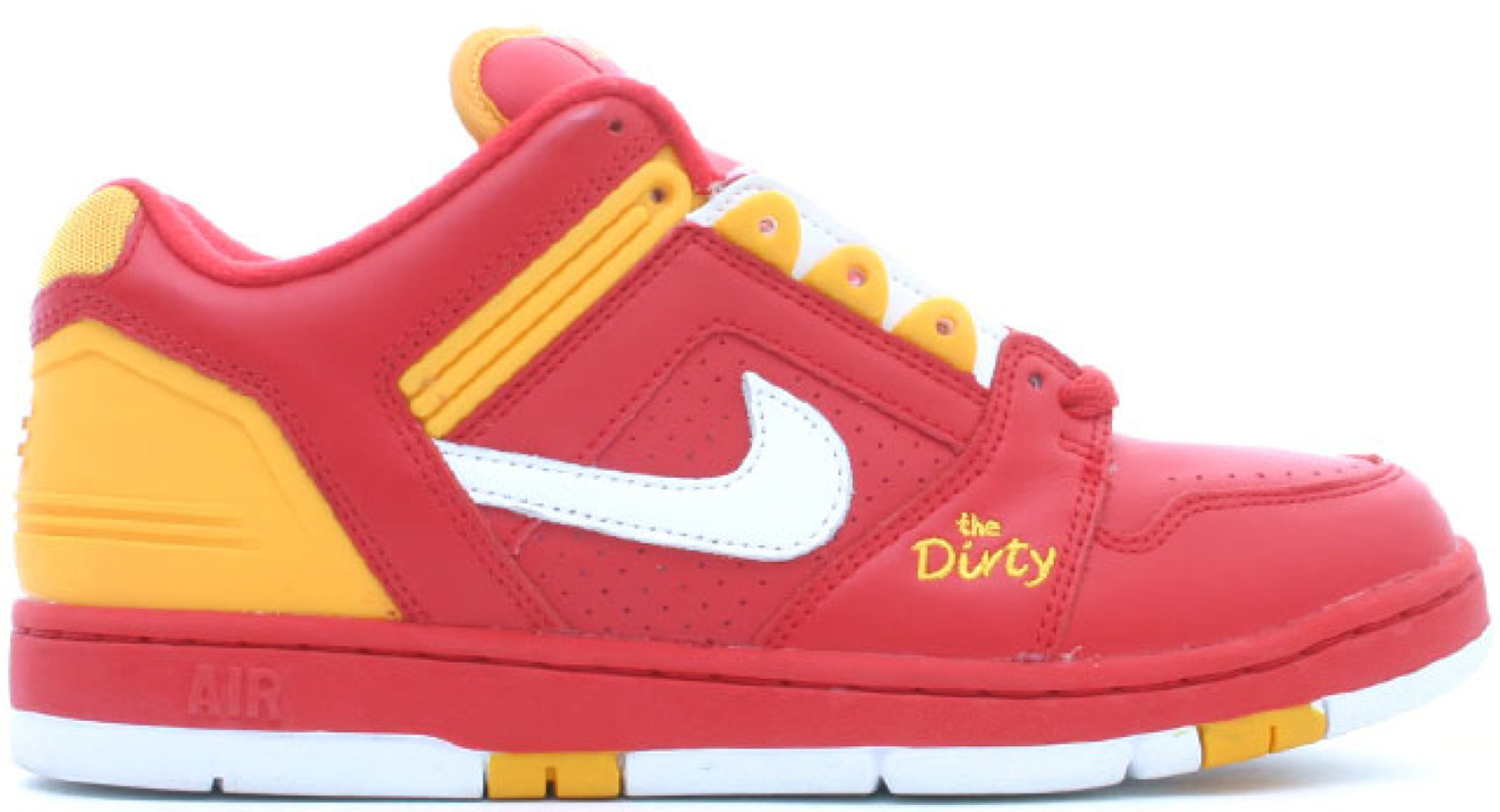 Nike Air Force 2 Low The Dirty - 305602-611