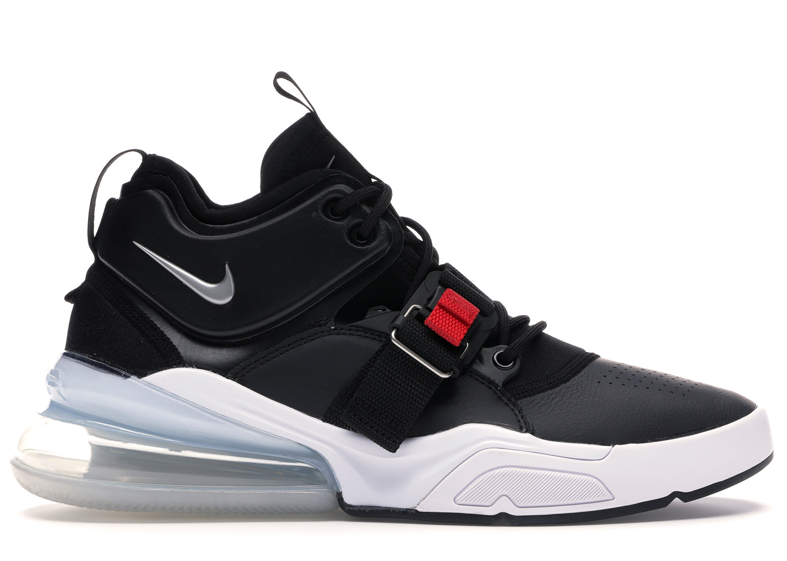 Off White x Nike Air Force 270 WhiteBlack Shoes in 2019