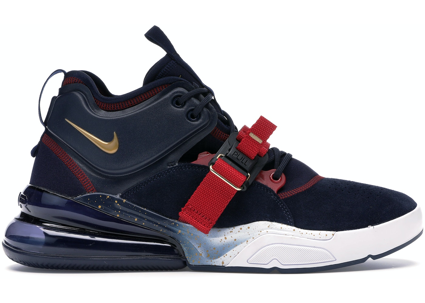 9f5598eaa6 HypeAnalyzer · Air Force 270 Olympic