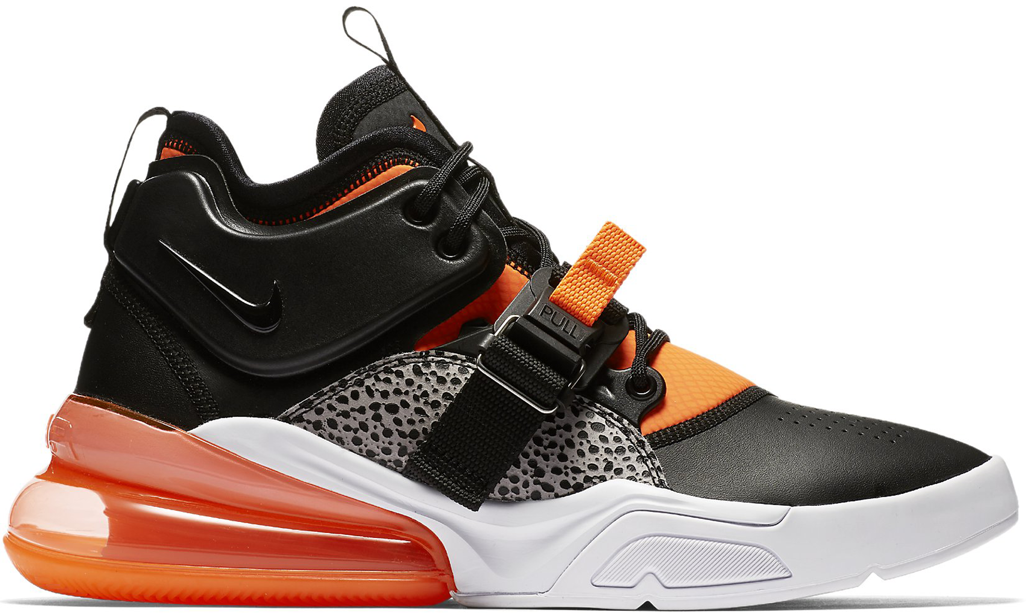 nike air force 270 black and white drawings