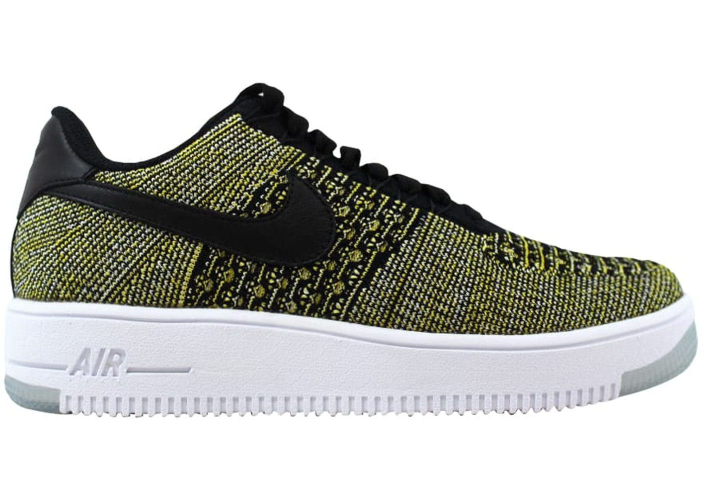 check out 1e46d ef6d6 Nike Air Force I 1 Flyknit Low Warriors (W)
