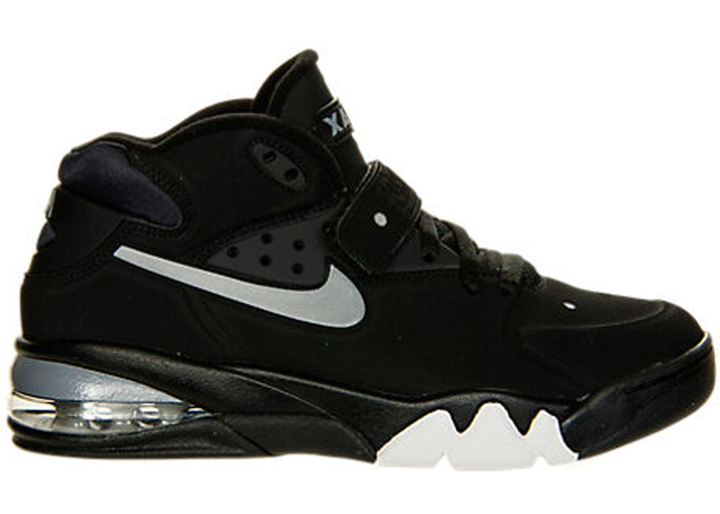 Air Force Max 2013 Black Cool Grey