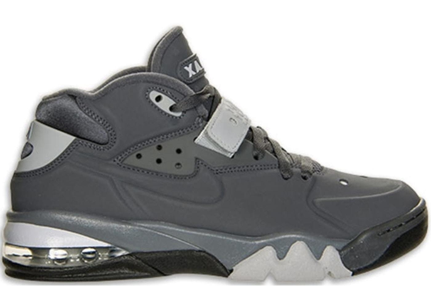 unos pocos meditación éxito  Nike Air Force Max 2013 Dark Grey - 555105-001
