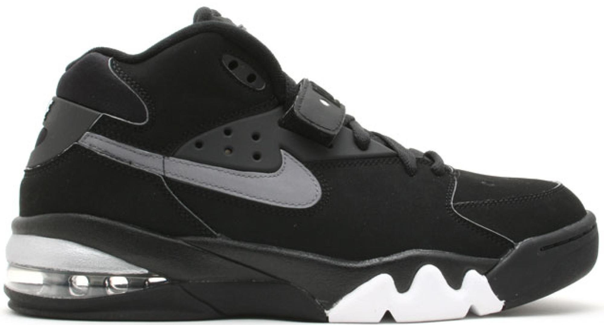 Nike Air Force Max Black Cool Grey