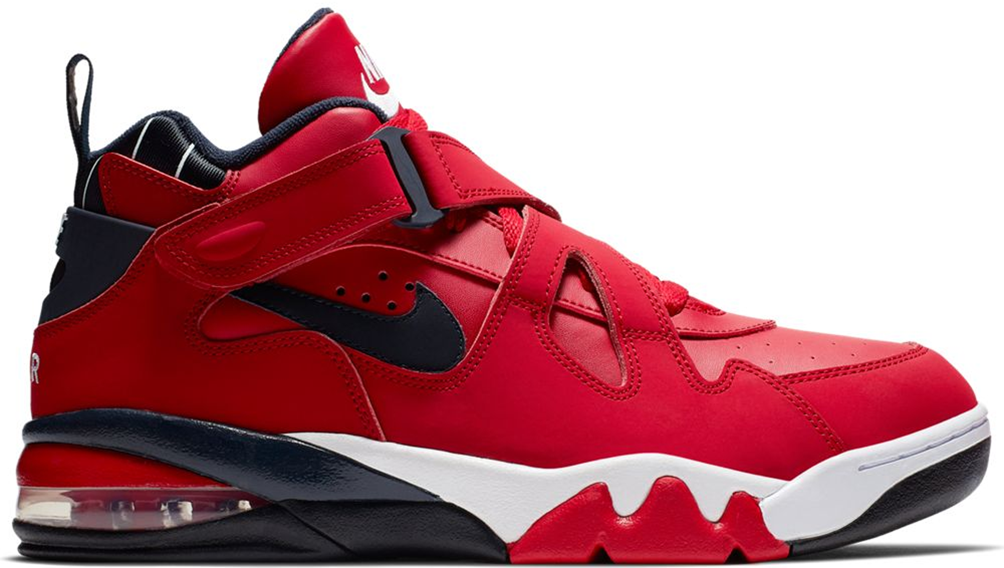 Pre-owned Nike Air Force Max Cb Gym Red