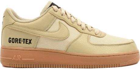 Nike Air Force One Low Gore Tex Team Gold Khaki CK2630 700