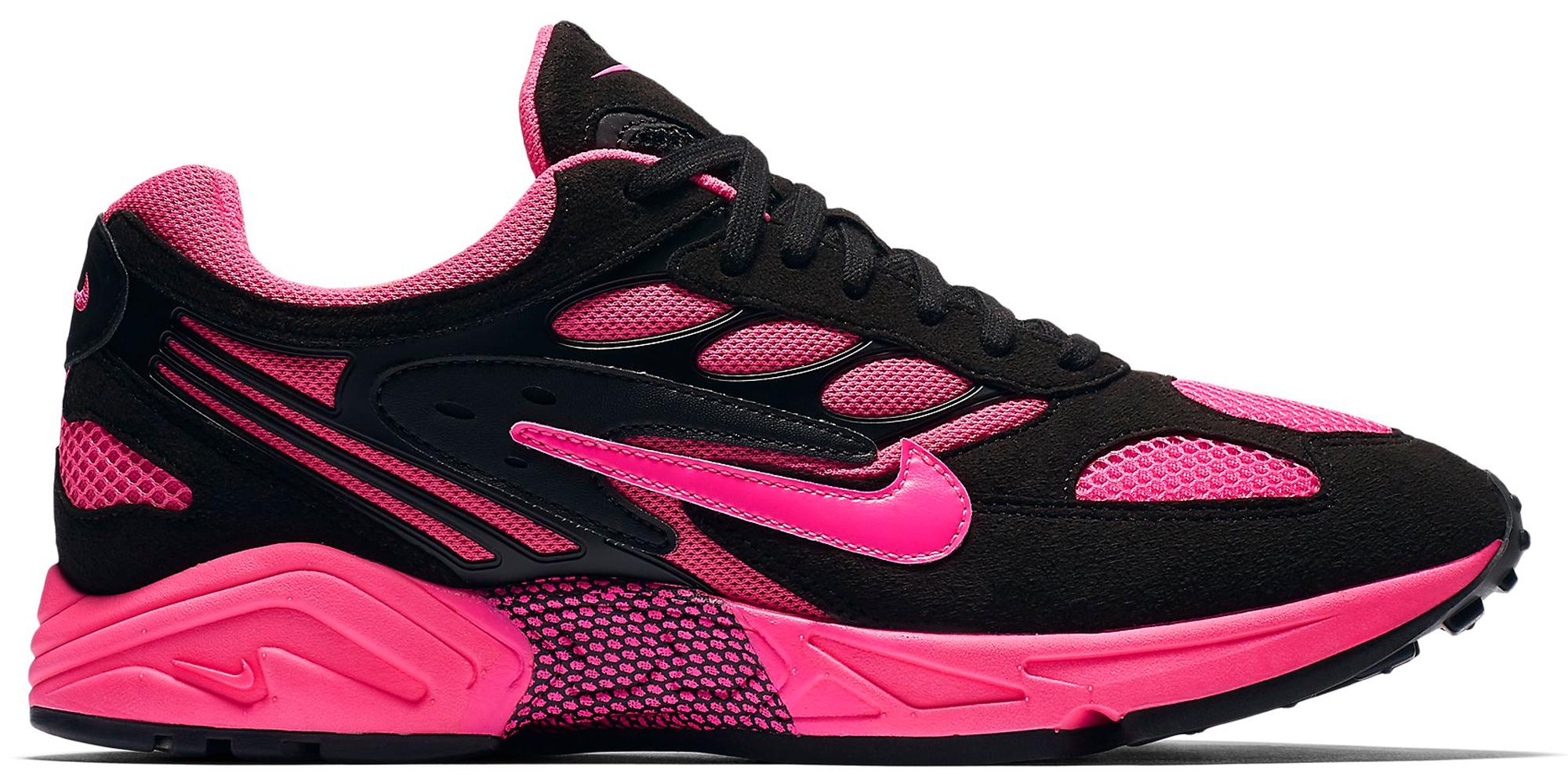 Nike Air Ghost Racer Black Pink