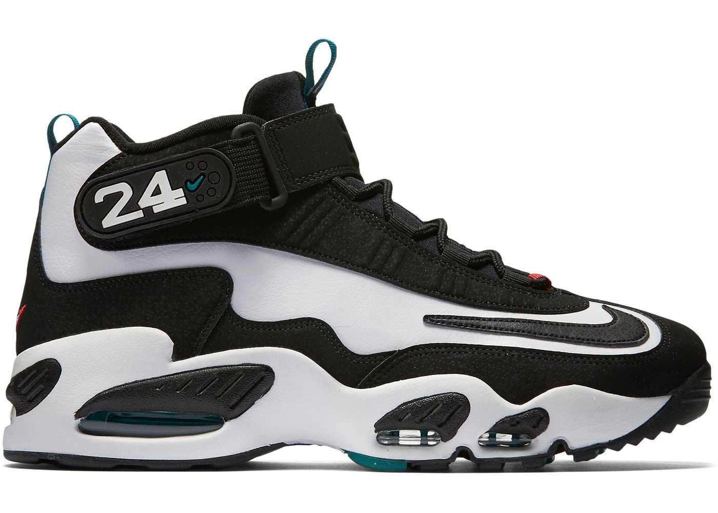 new arrival 59724 ef2ce Nike Air Griffey Max 1 White Freshwater (2016)