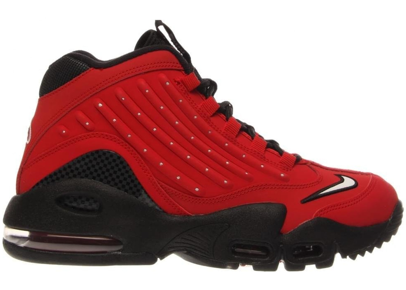 Nike Air Griffey Max 2 University Red (GS) 443957 600