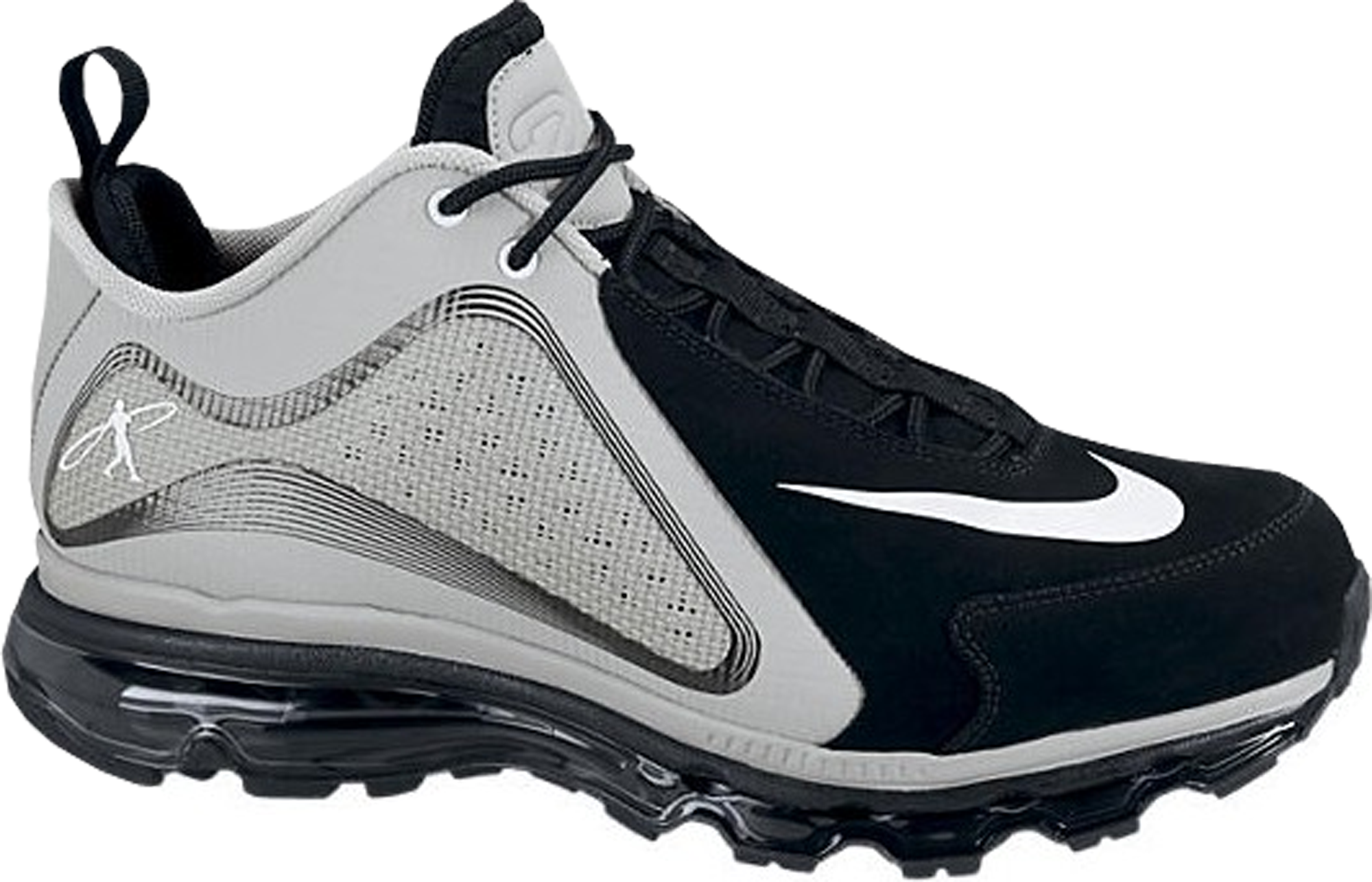 Nike Air Griffey Max 360 Black Wolf