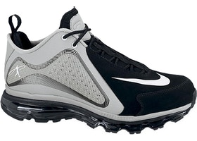 new products eab3d 8cfb1 Air Griffey Max 360 Black Wolf Grey - 538408-001