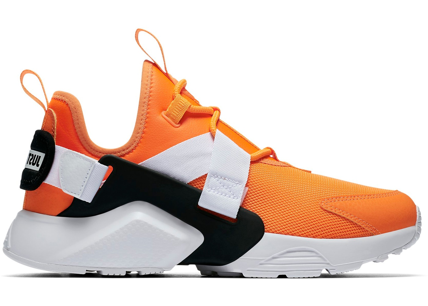 HypeAnalyzer · Air Huarache City Low Just Do It Pack Orange (W) c6cc6b564